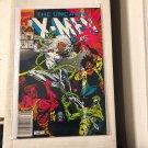 Uncanny X-Men #291 First Print