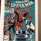 Amazing Spider-Man #344 First Print 1st Cardiac