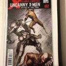 Uncanny X-Men #523 First Print