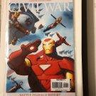 Civil War Battle Damage Report #1 First Print (2007)