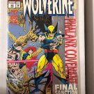 Wolverine #85 First Print (1988) Foil Cover