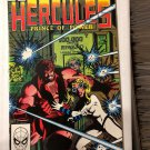 Hercules Prince of Power #2 First Print