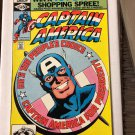 Captain America #250 First Print