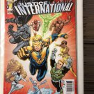 Justice League International #1 Second Print