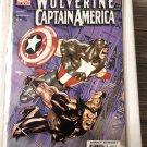 Wolverine & Captain America #4 First Print