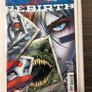 Suicide Squad Rebirth #1 First Print Rebirth Variant