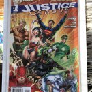 Justice League #1 First Print The New 52!