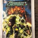 Green Lanterns #1 First Print Rebirth