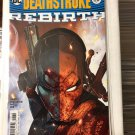 Deathstroke Rebirth #1 First Print Rebirth