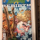 Aquaman Rebirth #1 First Print