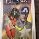 Fallen Son the Death of Captain America #3 First Print