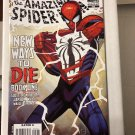 Amazing Spider-Man #568 Second Print