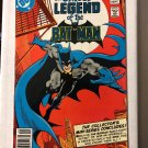The Untold Legend of the Batman #3 First Print