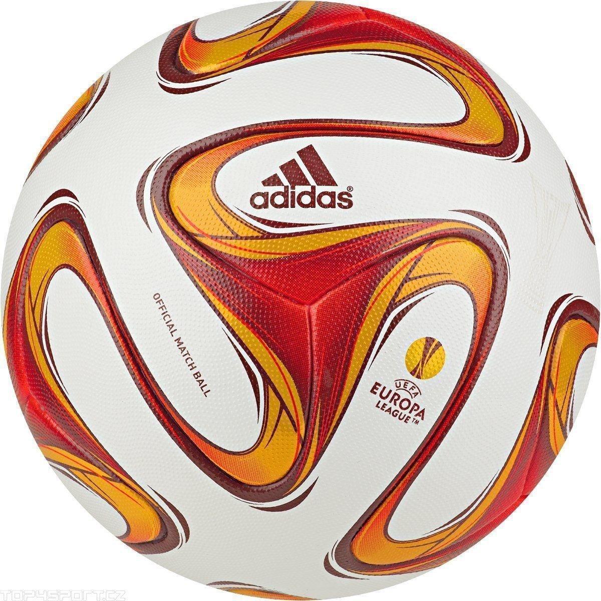 New Replica Adidas Europa League New Soccer Ball Made In Sialkot (Pakistan)
