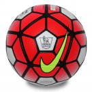 Nike Pitch EPL Barclays Premier League 15/16 Replica Soccer Ball Red, Size 5, Made In Sialkot