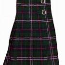Scottish National Formal Tartan Utility Kilt 30 Size Highland Scottish Kilt-Skirt