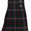 Scottish National Formal Tartan Utility Kilt 44 Size Highland Scottish Kilt-Skirt