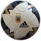 Replica Adidas Argentum (AFA) FIFA Approved Soccer Ball Official 2016, 17 Match Ball Size 5