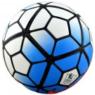 Champions League Soccer Ball Size 5 Blue White 10th Premier League 2015-16