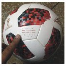 Official ADIDAS Telstar Championship 2018 World Cup Replica Soccer Ball (White/Solar Red/Black)