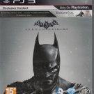 Batman Arkham Origins PS3 Sony PlayStation 3 Brand New Factory Sealed