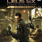 Deus Ex Human Revolution Director's Cut Nintendo Wii U Brand New and Sealed