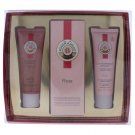 Rose by Roger & Gallet 3 pc Gift Set for Women New in Box
