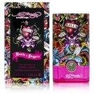 ED HARDY HEARTS & DAGGERS 3.4 oz Perfume for Women NEW in BOX