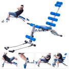 5 In 1 Multi-functional Twister AB Rocket Abdominal Trainer Core Trainer Bench