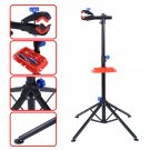 """Pro Bike Adjustable 41"""""""" To 75'' Cycle Bicycle Rack Repair Stand w/ Tool Tray Red"""