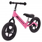 "12"""" Balance Bike Classic Kids No-Pedal Learn To Ride Pre Bike w/ Adjustable Seat"