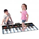 Kids Musical Keyboard Piano Dance Play Mat 5 Instrument Modes, Record Playback