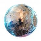 "Disco Ball 12"""" Mirror Ball DJ Party Motor Combo Light Kit Solid Construction new"