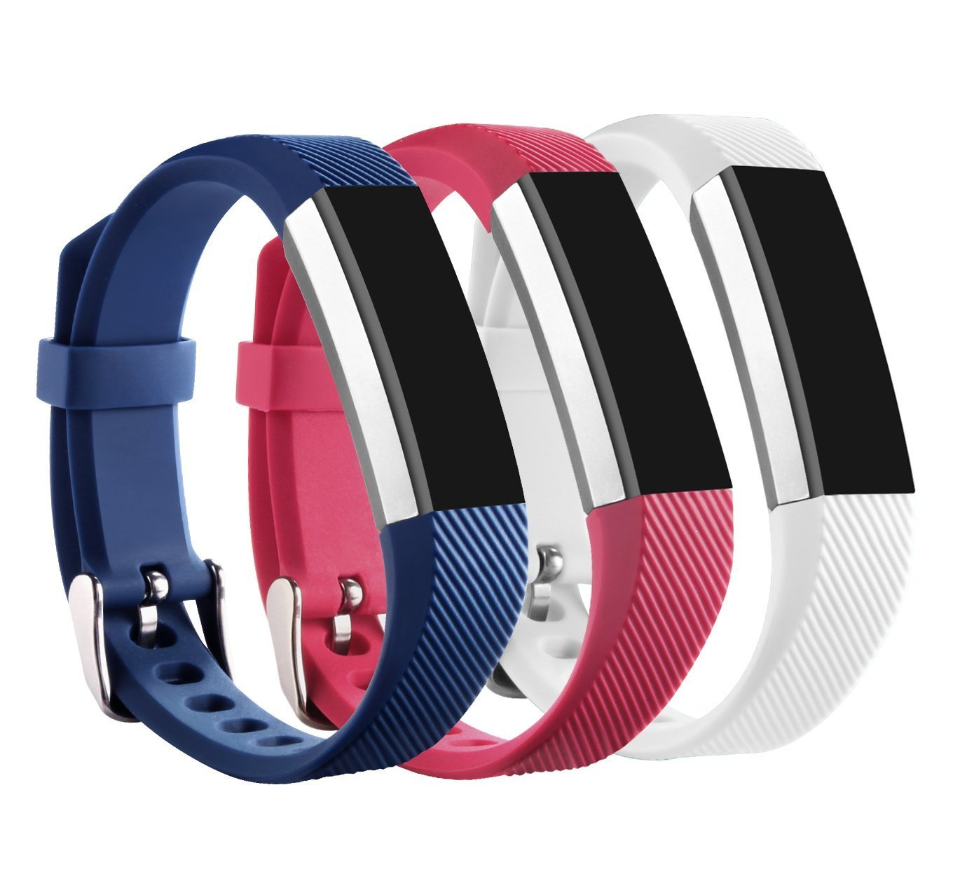 Replacement Sports Wristbands Band for Fitbit Alta/ Fitbit Alta Bands/ Fitbit Alta Band (No Tracker)