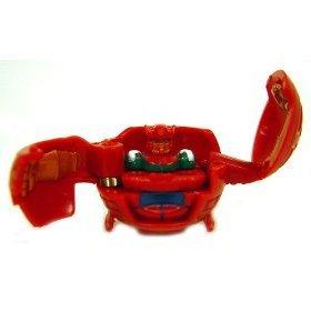 +NEW+ Bakugan Red Gorem Figure LOOSE +FREE SHIP+