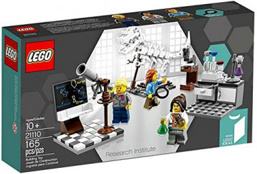 +NEW+ LEGO Cuusoo 21110 Research Institute +FREE SHIP+