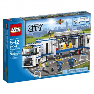 +NEW+ LEGO City Police 60044 Mobile Police Unit +FREE SHIPPING+