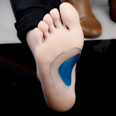 Arch Support Insoles Orthopedic Comfort Foot Pain Reducer Plantar Fasciitis Pads