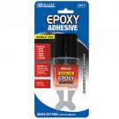 Epoxy, Permanent Adhesive Super Glue 0.2 oz Single Use, Bazic® Brand New