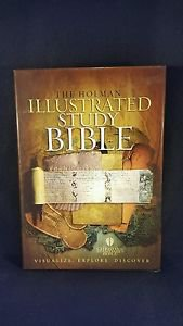 The Holman Christian Standard Illustrated Study Bible 2006
