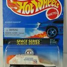Hot Wheels SPACE SERIES RADAR RANGER