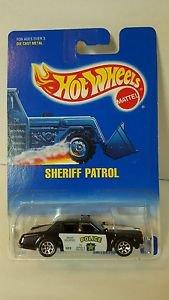 Hot Wheels SHERIFF PATROL