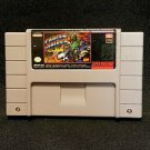 SUPER NINTENDO SNES CAPTAIN AMERICA AND THE AVENGERS