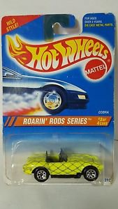 Hot Wheels ROARING RODS SERIES COBRA