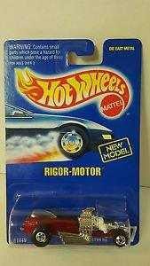 Hot Wheels RIGOR-MOTOR