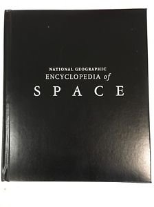 National Geographic Encyclopedia Of Space Leather Bound