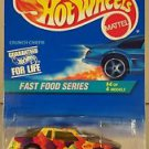 Hot Wheels FAST FOOD SERIES CRUNCH CHIEF
