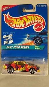Hot Wheels FAST FOOD SERIES CRUNCH CHIEF