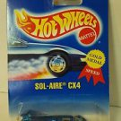 Hot Wheels SOL-AIRE CX4
