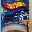 Hotwheels 2001 031 MONOPOSTO 1ST EDITION